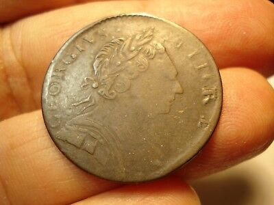 Great  Britain  1/2   Penny   1777