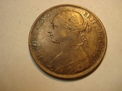 Great  Britain  1  Penny    1893