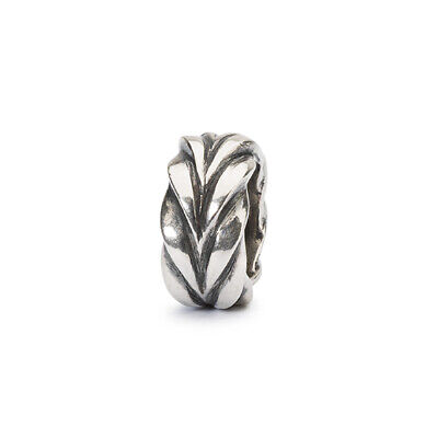 TROLLBEADS Stop in Argento Intreccio TAGBE-10197
