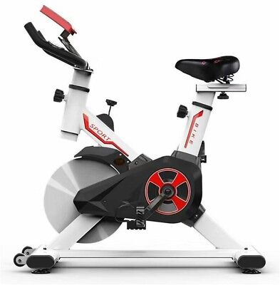 Bicicleta spinning estática indoor GM Sport Start 10 Kilos disco inercia