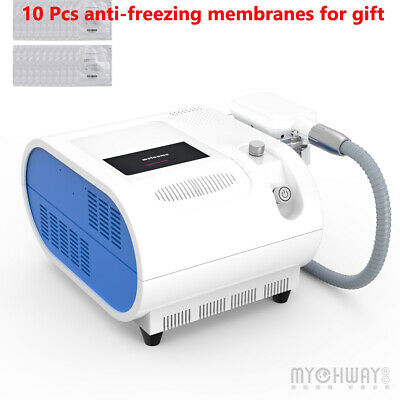 Fast Cellulite Removal Frozen Cooling Fat Freezing Freezer Body Contouring Salon