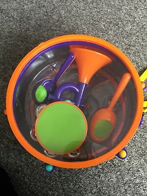 Toy Drum And Musical Instruments