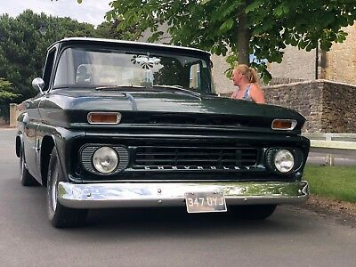 Chevy c10 pickup short bed 1962