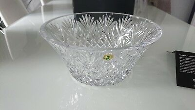 """New Waterford Crystal Cassidy Bowl 10"""""""