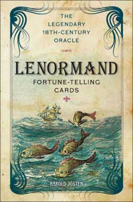 NEW Lenormand Fortune-Telling Cards Deck + Book by Harold Josten DLENFOR