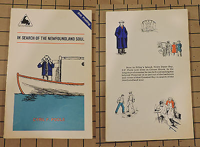 In Search of the Newfoundland Soul by Cyril F Poole BK251