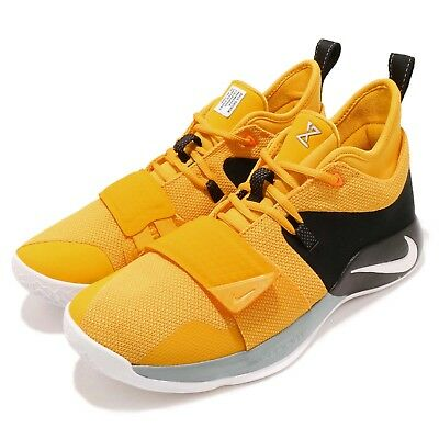 1ef639dcbc8c Nike PG 2.5 EP Paul George Moon Exploration Amarillo Yellow Men Shoes BQ8453 -700