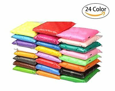 soft clay for slime 24 PACK (Great for Butter Slime)