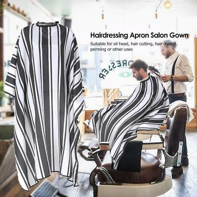Hairdressing Apron Salon Gown Waterproof Hair-cutting Hair Dyeing Cape L7L4