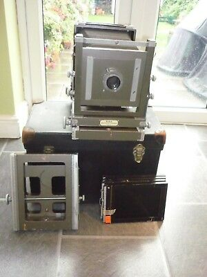 Kodak Specialist 2 5x7 Camera. Complete WITH BOX - NEAR MINT
