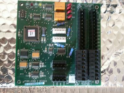 Johnson Controls PCBA, S300 2 Reader Board, S300PCBA2 Tested. Warranty,Free Ship