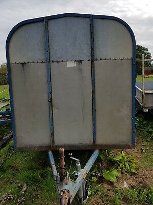 12ft Cattle Trailer