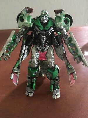 Transformers Takara Jp Ex Age of Extinction #AD06 Deluxe Autobot Crosshairs