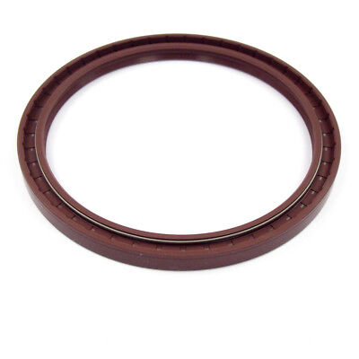 TCM 180X210X15VDC Oil Seal Viton Double Lip Double Spring Rubberized Case