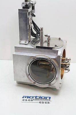 Kratos Maldi High Vacuum Mass Spectrometer Process Head VAT 01234-YA06-ADQ1/0016