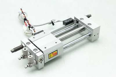 SMC CDY1S10H-75B Rodless Pneumatic Guided Cylinder / Slide 75mm Stroke 10mm Bore