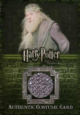 Harry Potter & The Order of The Phoenix, Costume Card C12 #273/560