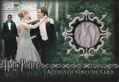 Harry Potter & The Goblet Of Fire, Authentic Costume Card C6 #0603/1050