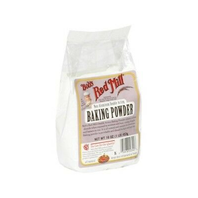 (470ml) - Bobs Red Mill 19581 Baking Powder Gluten Free. Bob & apos;S Red Mill