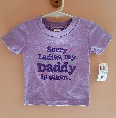 Baby girls t-shirt size 6 months by Little Teez