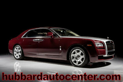 Rolls-Royce Ghost 4dr Sedan 2010 Rolls Royce Ghost, Clean Carfax, Driven Less Than 3,000 Miles a Year, WOW
