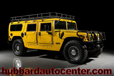 AM General Hummer HMCS 2000 Hummer H1 Wagon, Great Color, Low Miles, Quad Power Moonroofs & More!!!
