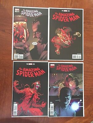 AMAZING SPIDER-MAN #794 795 796 797 (2nd PRINT) VARIANTS HOT! Red Goblin KEYS NM