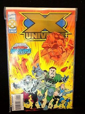 X-Universe After Xavier: The Age of Apocalypse Marvel Comics Lot of 2