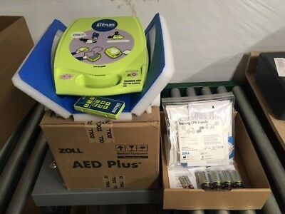 Zoll Aed Plus Trainer2  **semi-Automatic** Nib