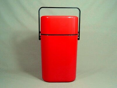 Decor 545 Australia RED 2 Bottle BYO Insulated Wine Cooler Carrier MoMA