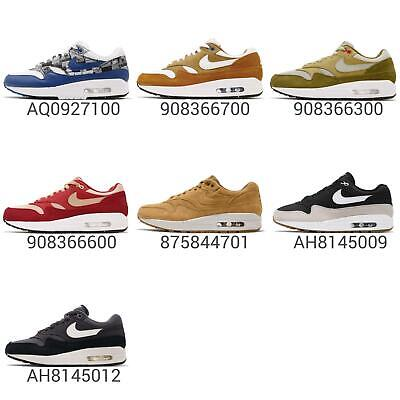 Nike Air Max 1 Classic Retro Running Shoes NSW Lifestyle Sneakers Pick 1