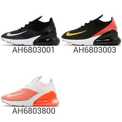 new style 23695 8a17a Nike Wmns Air Max 270 Flyknit Womens Running Shoes Lifestyle Sneakers Pick 1