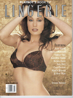 Playboy's Book of Lingerie - May-June 1998 - Newsstand Special