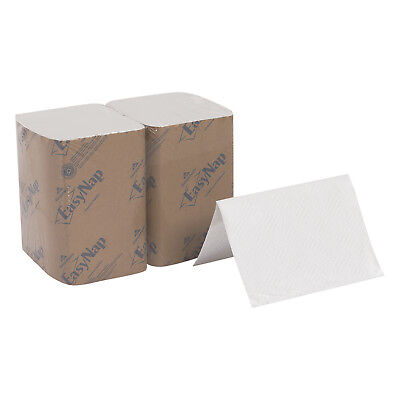 Dixie Ultra 6 Pack Food Service Interfold Napkin Refills 2 Ply White 500/Pk, New