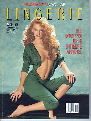 Playboy's Book of Lingerie - November-December 1991 - Newsstand Special
