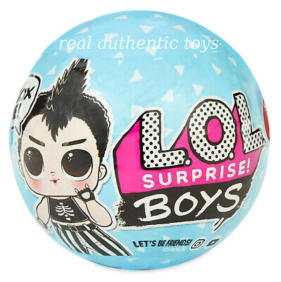 Lol Surprise * Boys Series * Doll Ball! New 2019 - Real Authentic Mga - Preorder