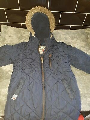 Boys All In One Snowsuit 12-18months