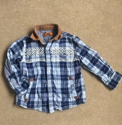 Next Boys Shirt 18-24 Months