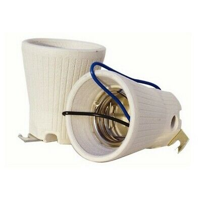 Ceramic bulb socket for Bulbs / Lamps (E40)