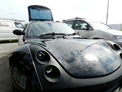 Smart  car roadster coupe