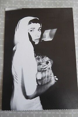 PJ Harvey A Perfect Day Elise, promotional postcard, collectable