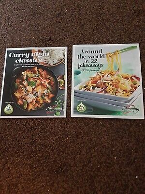 Slimming World Recipe Book 52 recipes in total.....