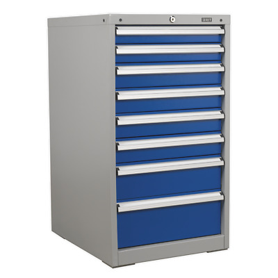 API5658 Sealey Industrial Cabinet 8 Drawer [Industrial Workstations]