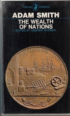 The Wealth of Nations Books I-III : Adam Smith
