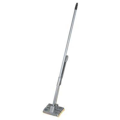 "BM06 Sealey Tools Squeegee Mop 8""(200mm) Deluxe [Janitorial] Mops"
