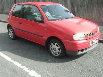 Seat Arosa 1.4 MPI 3 Door  Hatch Cheap And Cheerful