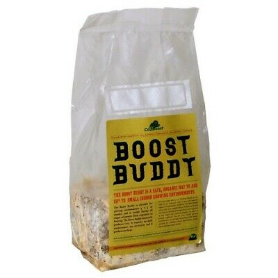 Bolsa de CO2 Natural para el cultivo CO2 Boost Buddy (CO2)