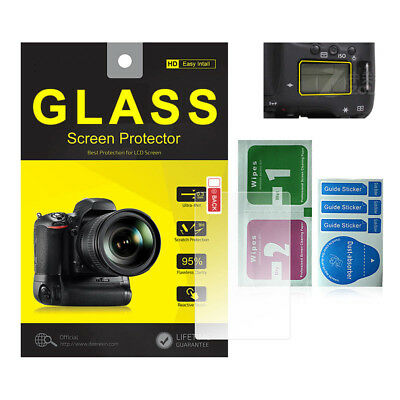 Tempered Glass Screen Protector for Canon 6D 2D 9H Ultra Thin
