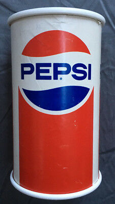 Vintage Pepsi Cola Can Coin Bank
