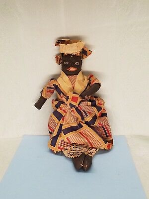 Antique / Vintage Black Americana Doll